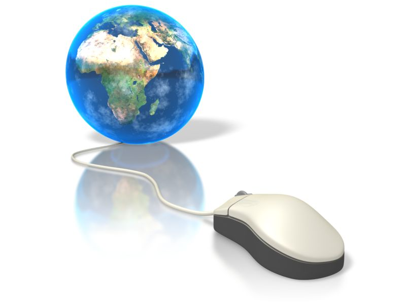 Clipart - Global Mouse Africa