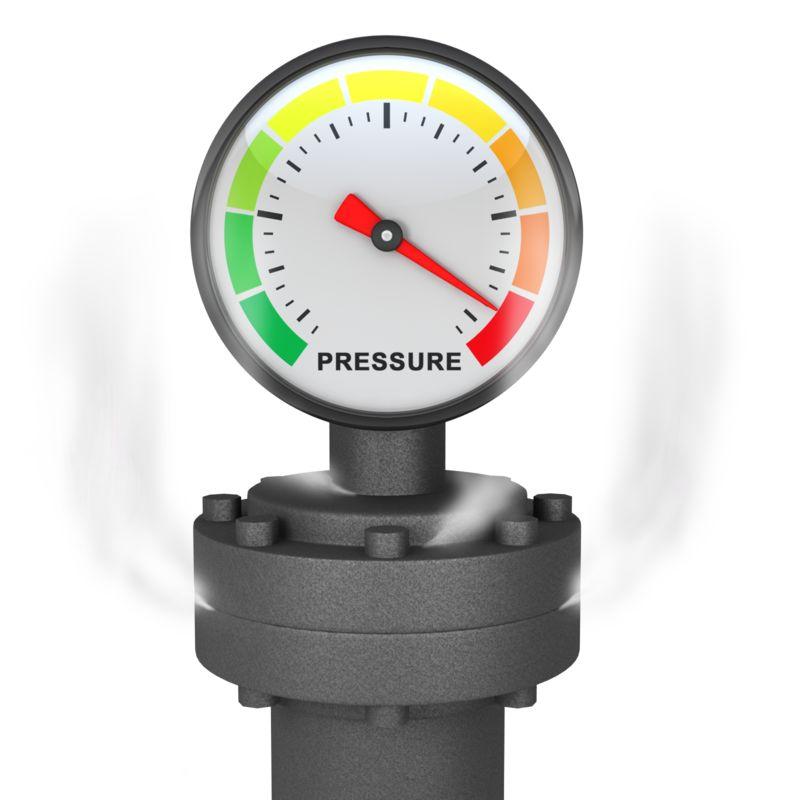 Clipart - Pressure Gauge
