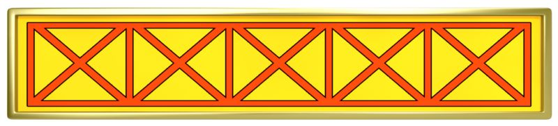 Clipart - Panel with Red X's