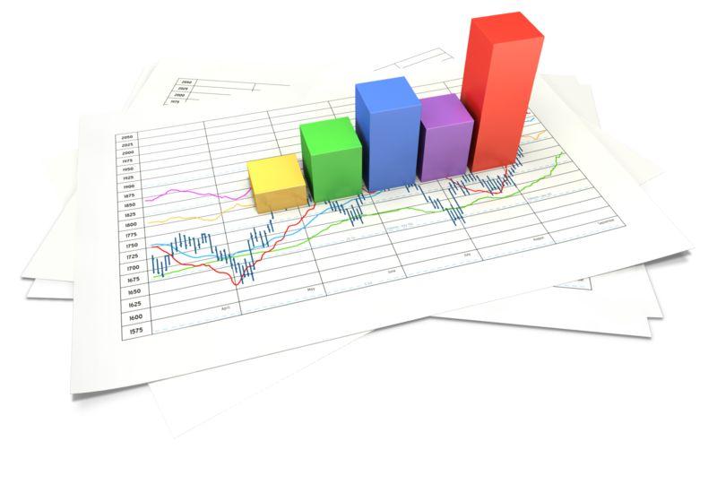 Clipart - Block Pie Chart Data Sheet