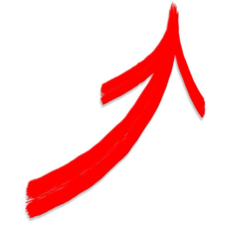 Clipart - Up Arrow Symbol