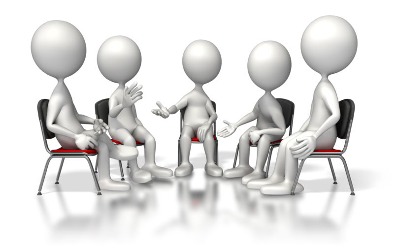 Clipart - Group Session