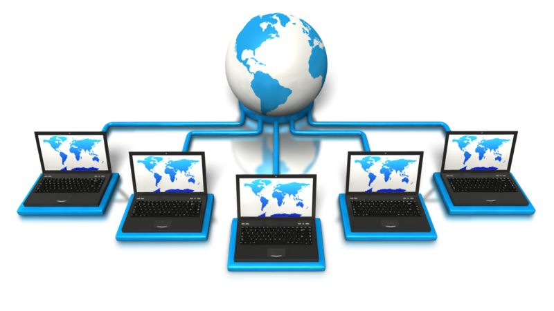 Clipart - Laptops World Connection