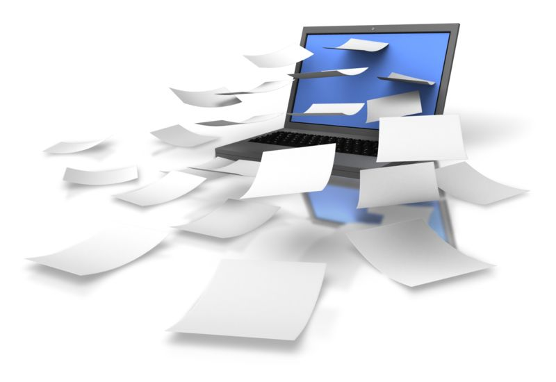 Clipart - Laptop Download Info