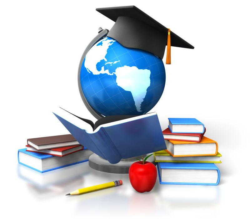 Clipart - Global Education Reading