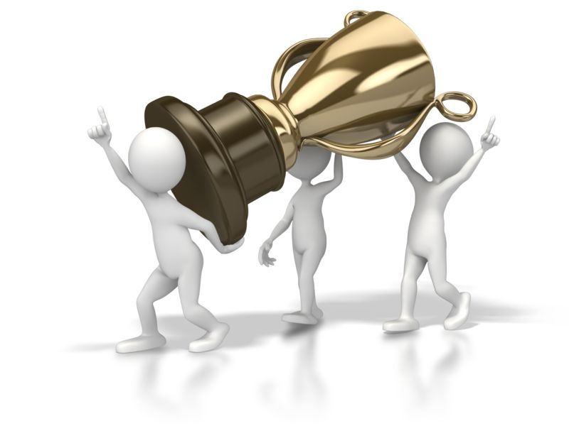 Clipart - Team Trophy