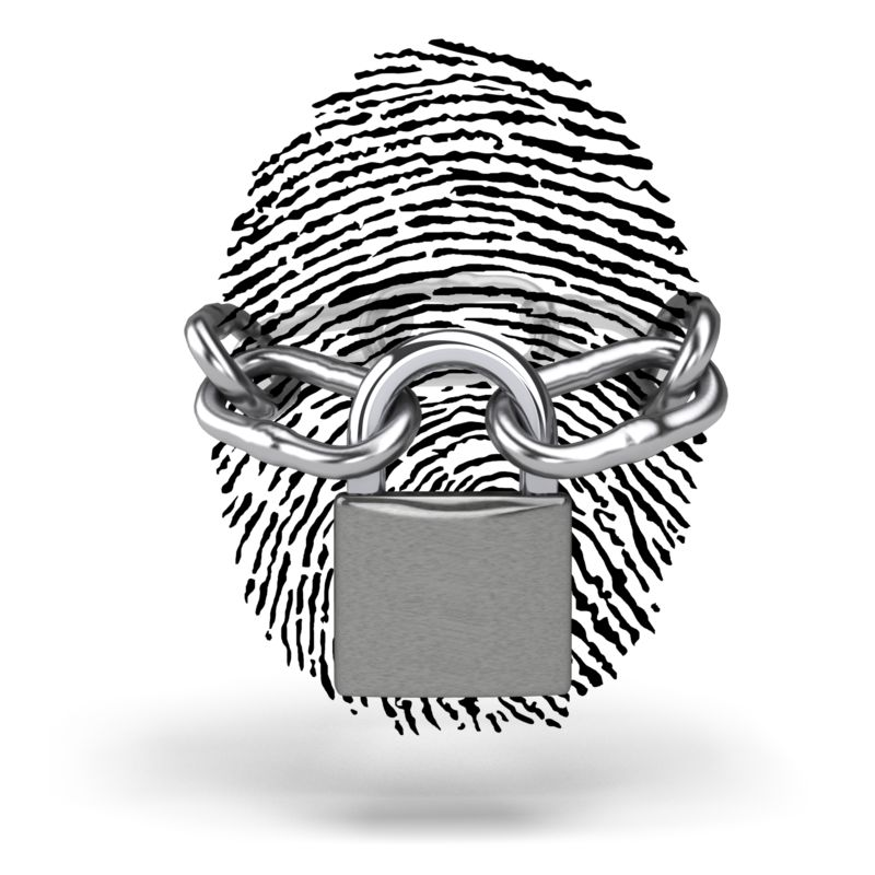 Clipart - Secure Identity