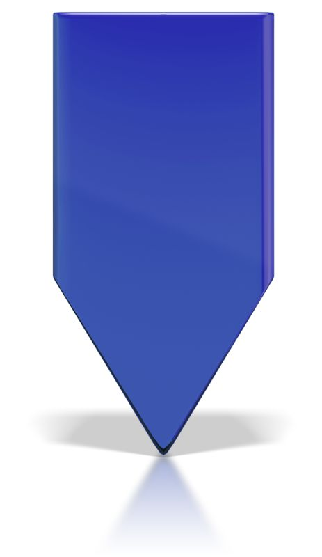 Clipart - Colored Indicator Marker