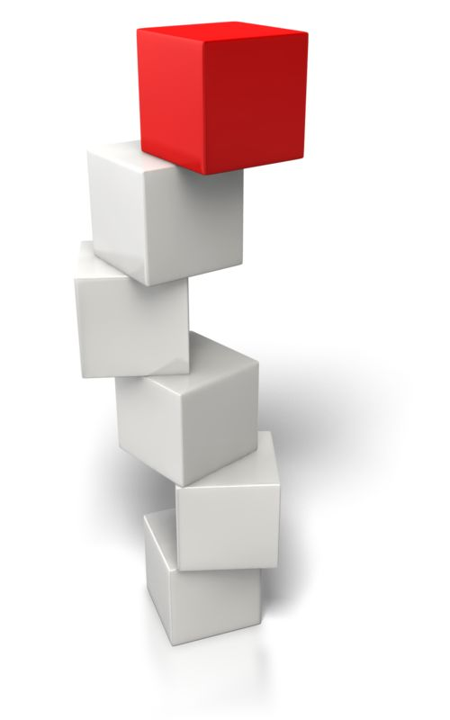 Clipart - Top Box Stand Out