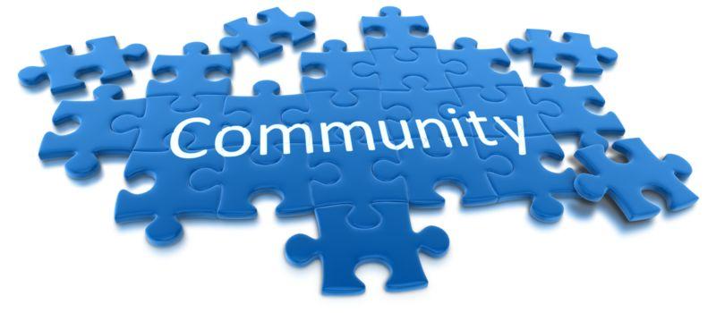 Clipart - Puzzle Pieces Community