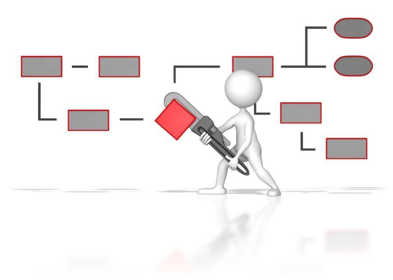 Clipart - Creating A Better Process