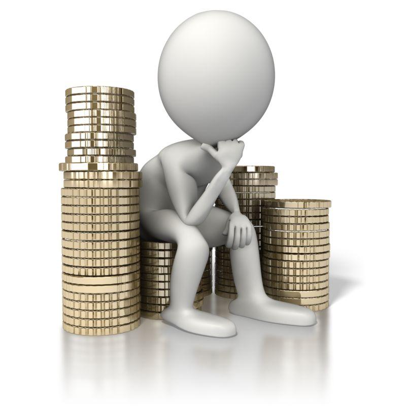 Clipart - Investment Decision
