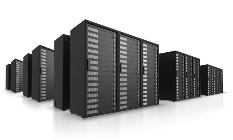 Clipart - Data Center