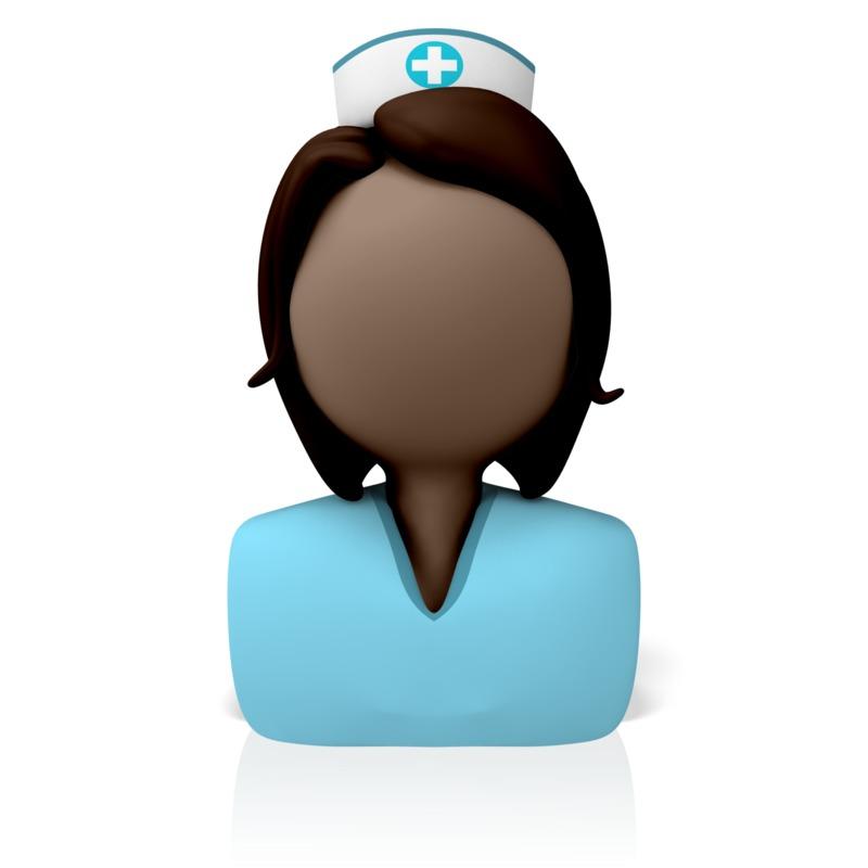 Clipart - Nurse Icon