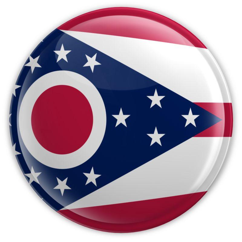 Clipart - Badge of Ohio