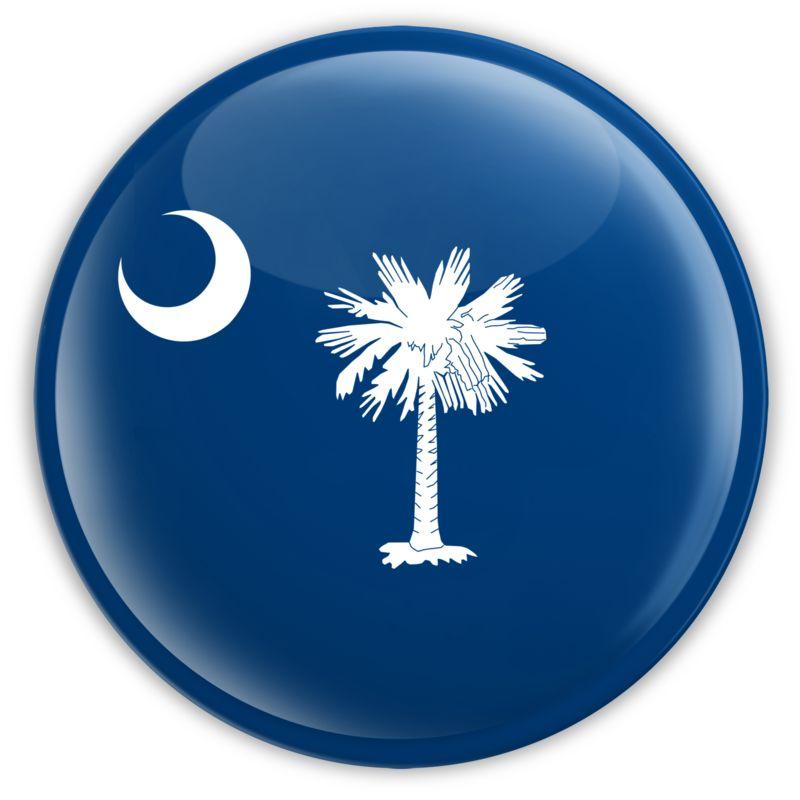 Clipart - Badge of South Carolina