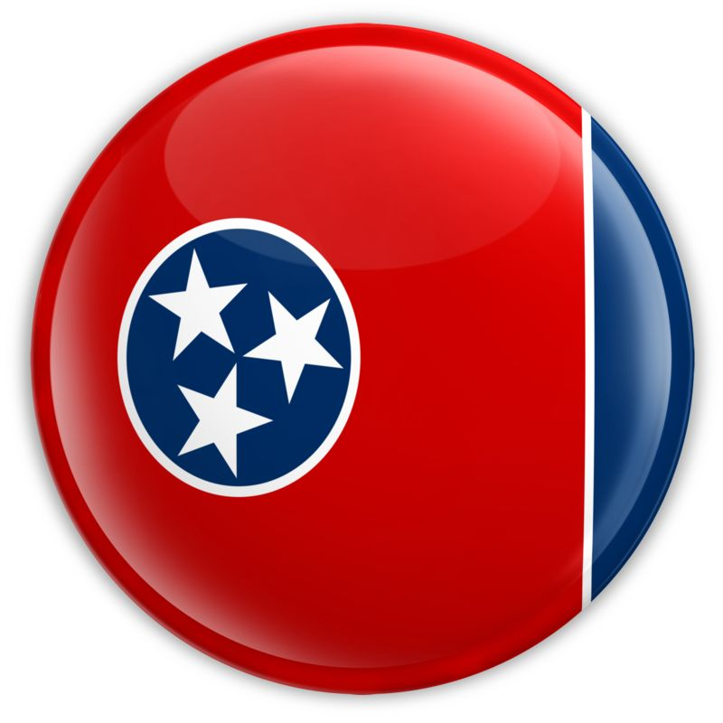 Clipart - Badge of Tennessee