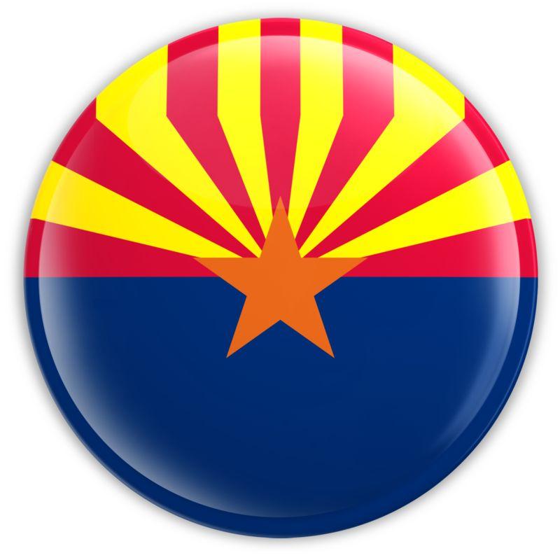 Clipart - Badge of Arizona