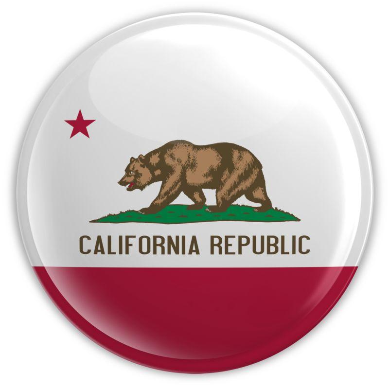 Clipart - California
