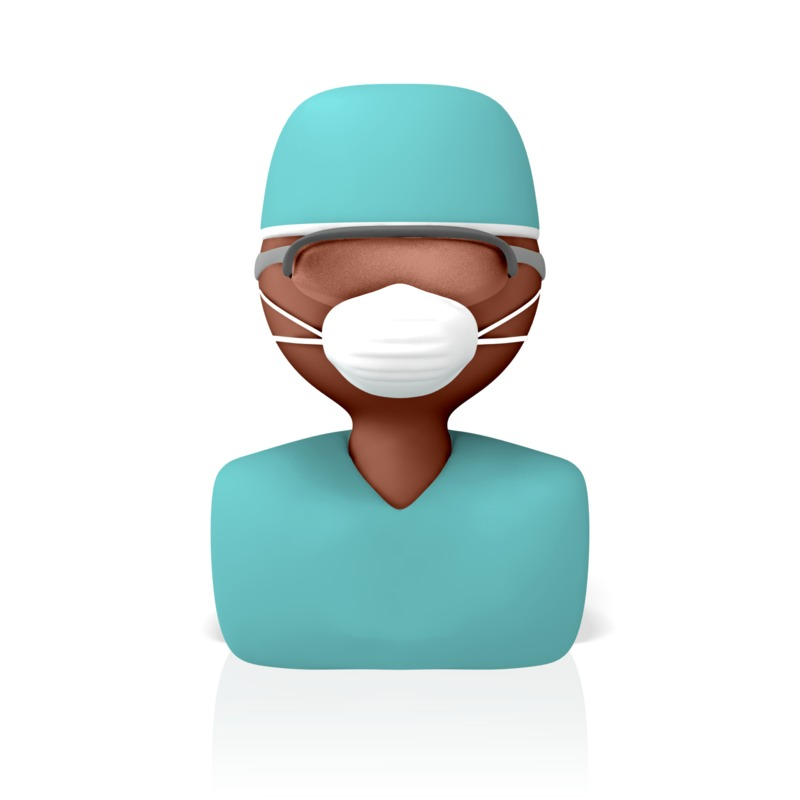 Clipart - Surgeon Icon