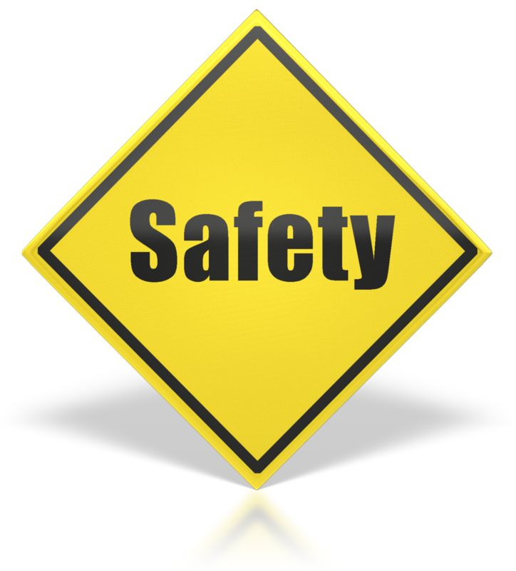 Clipart - Safety Sign