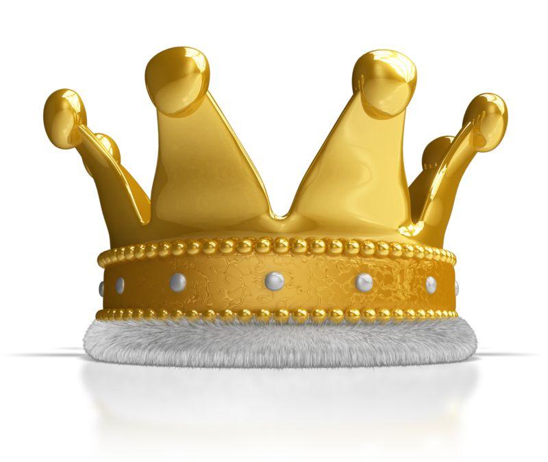 Clipart - A Kings Crown