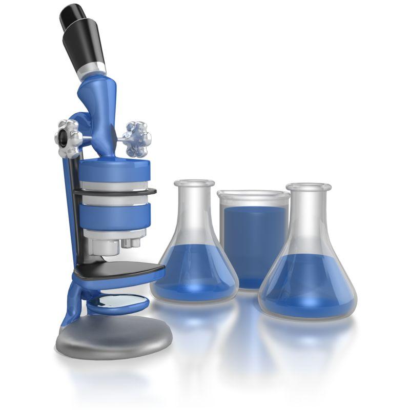 Clipart - Chemeristy Kit
