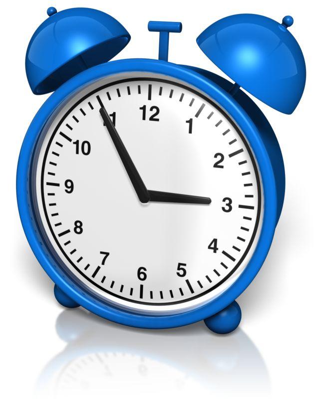 Clipart - Alarm Clock