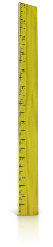 Clipart - 12 Inch Ruler