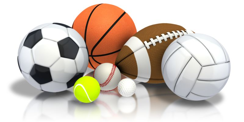 Clipart - Group Array Sports
