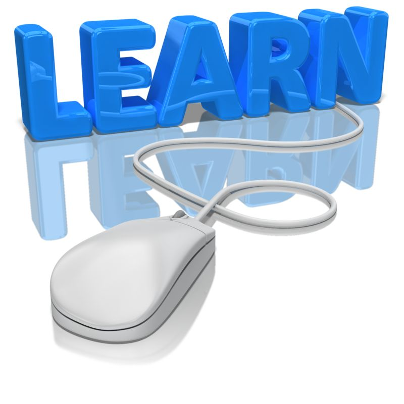 Clipart - Learn Mouse