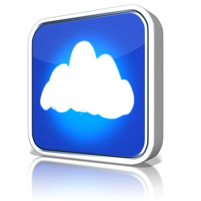 Clipart - Cloud App