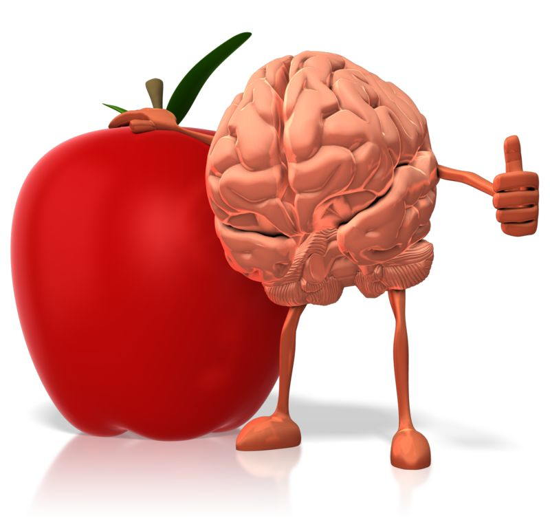 Clipart - Food for Thought