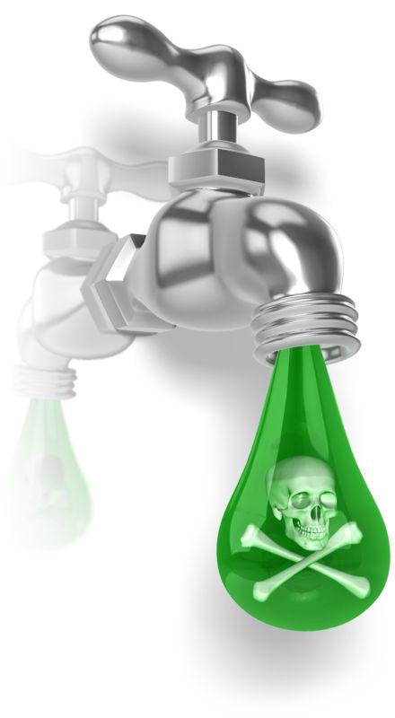Clipart - Poison Faucet