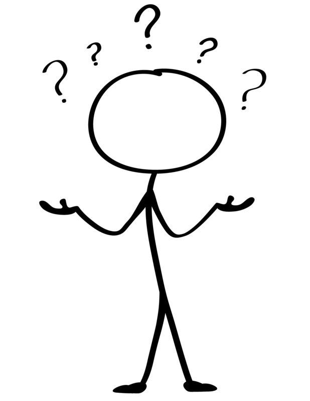 Clipart - Line Figure Questions