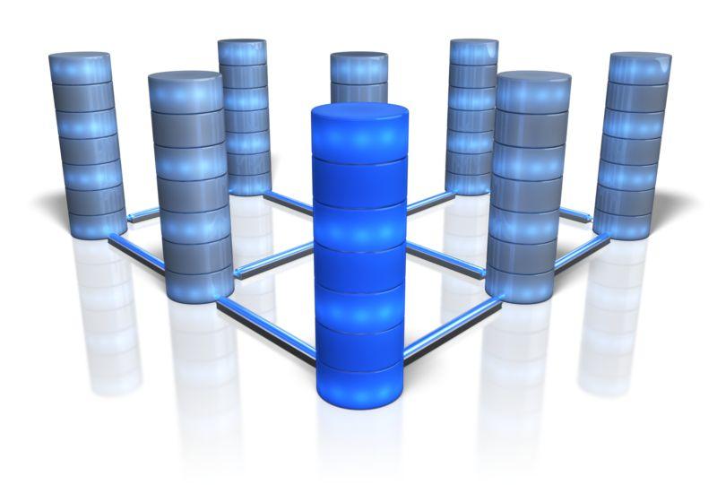 Clipart - Database Array