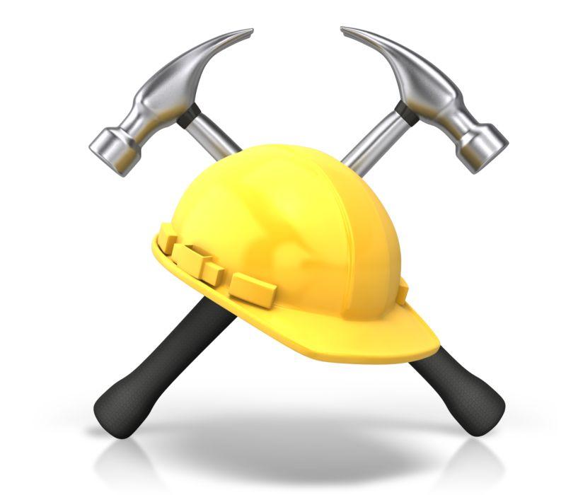 Clipart - Hammers Helmet