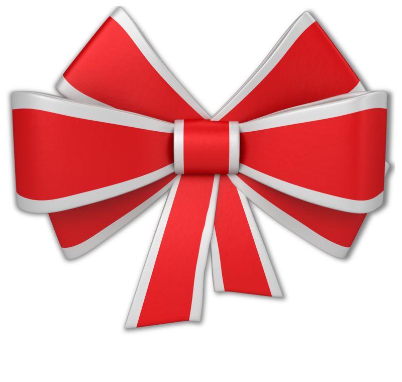 Clipart - Christmas Ribbon