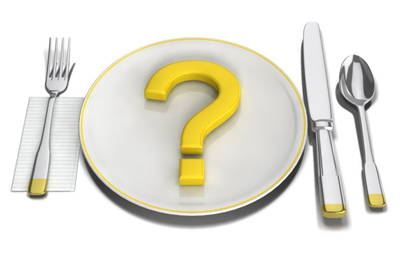 Clipart - Whats For Dinner