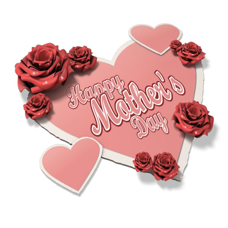 This Presentation Clipart shows a preview of Pink Heart Text