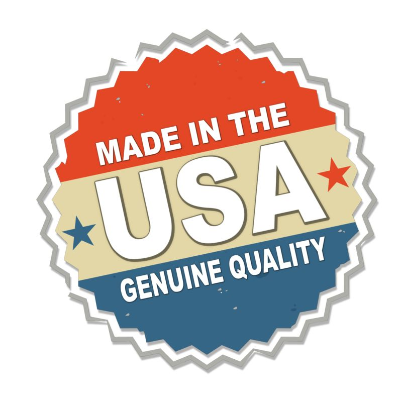 This Presentation Clipart shows a preview of Patriotic Seal