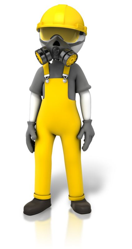 Clipart - Construction Safety Accessories