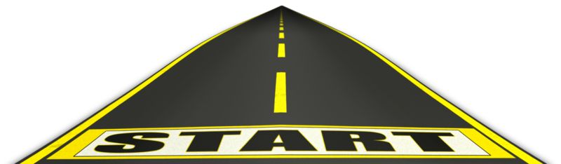 Clipart - Journey Start Point