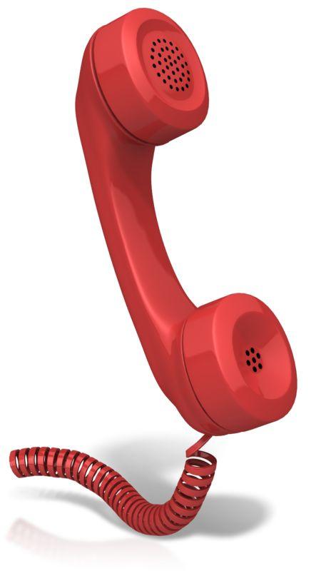 Clipart - Classic Phone