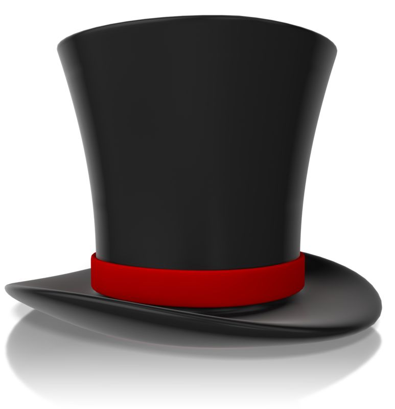 Clipart - Top Hat