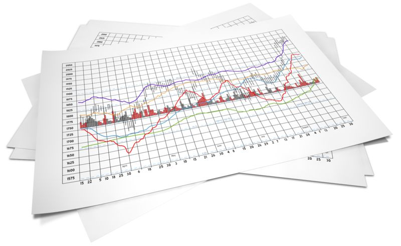 Clipart - Data Financial Sheets
