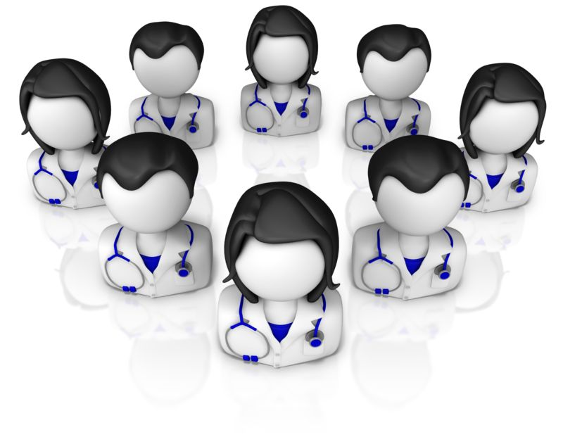 Clipart - Physicians Group