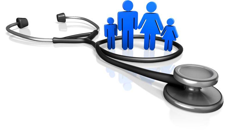 Clipart - Family Doctor Stethoscope