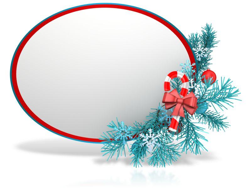 Clipart - Festive Christmas Sphere