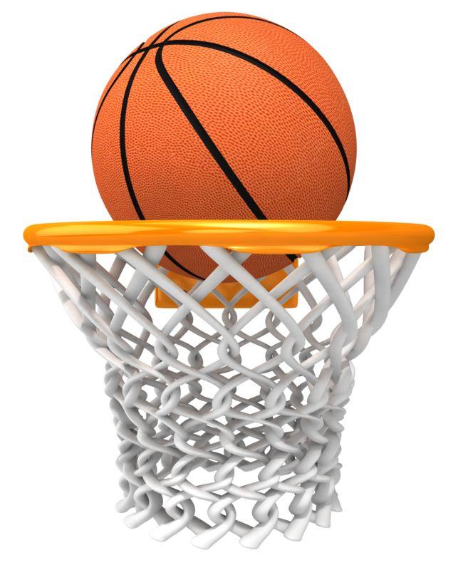 Clipart - Basketball Rim